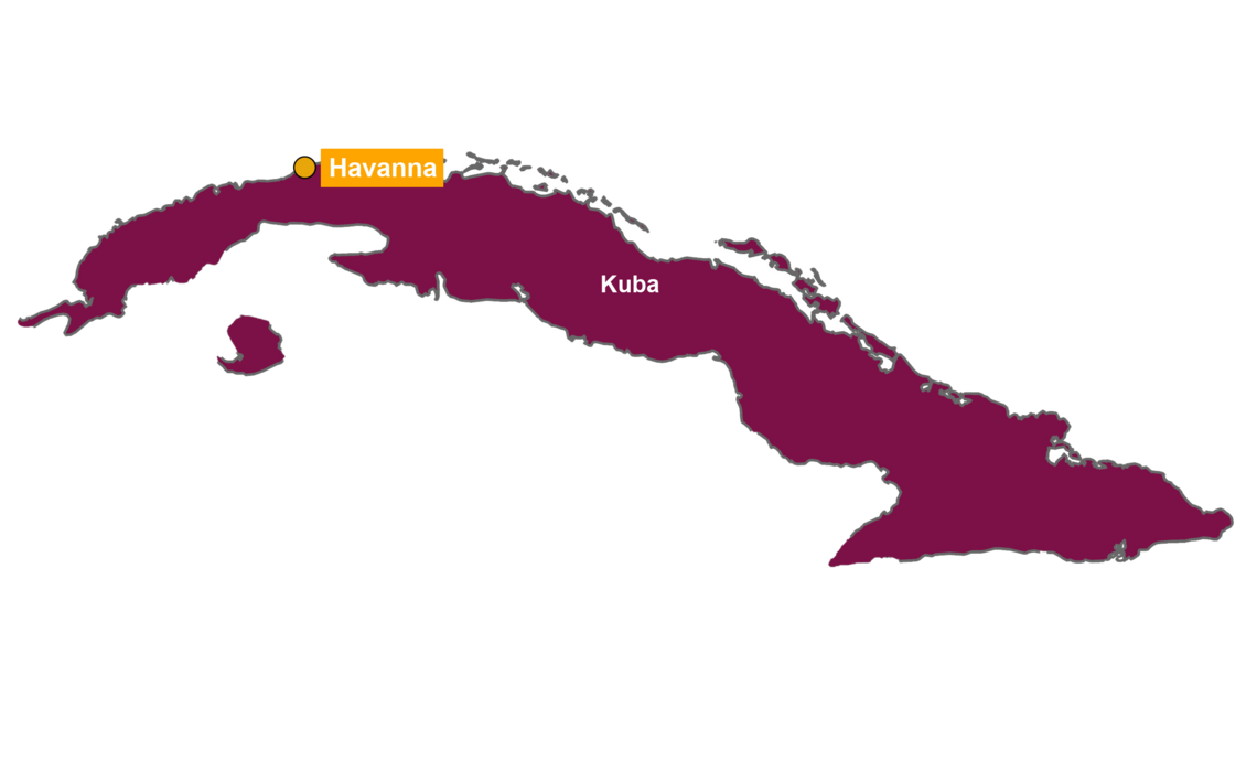 Kuba Karte Rundreise.Kuba Reisen Vom Karibik Spezialisten Miller Reisen