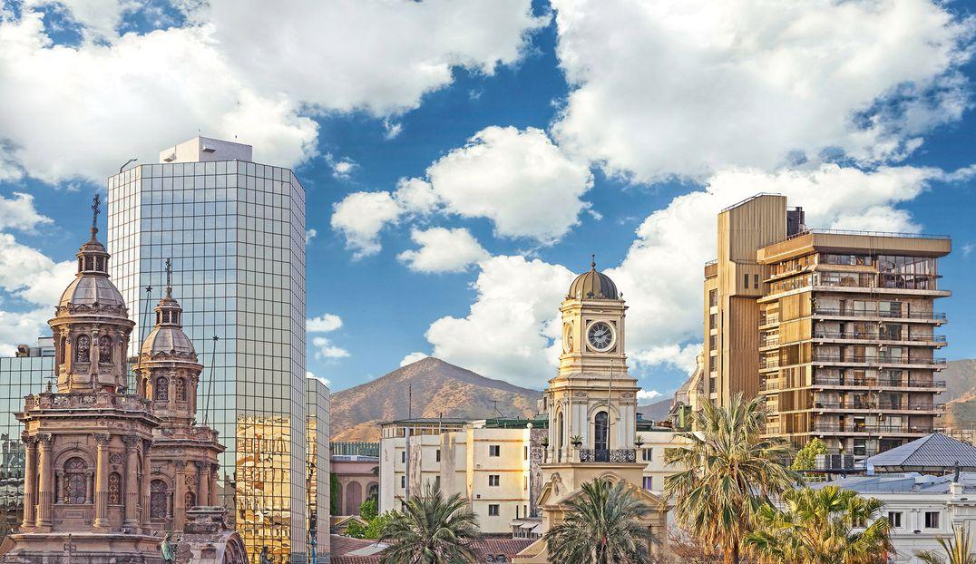Städtepaket Santiago 2 übernachtungen In Santiago