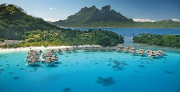 Bora Bora (© Tahiti Nui Travel Greg Le Bacon)