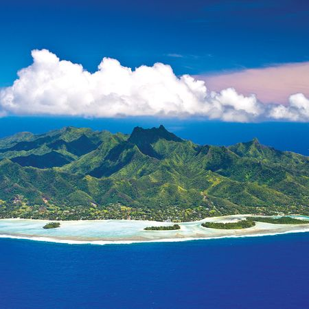 Rarotonga (© Cook Islands Tourism David Kirkland)