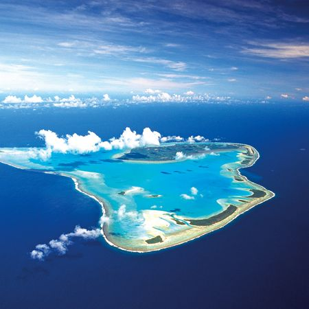 Aitutaki (© Cook Islands Tourism)